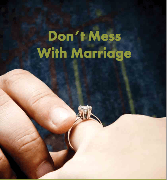 new matilda, don't mess with marriage